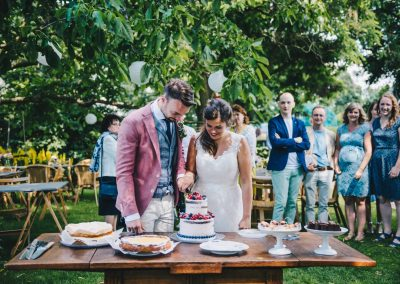FAVORI - trouwen in de achtertuin