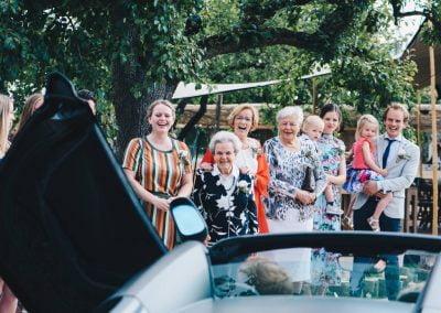 FAVORI - Dromerige festival bruiloft